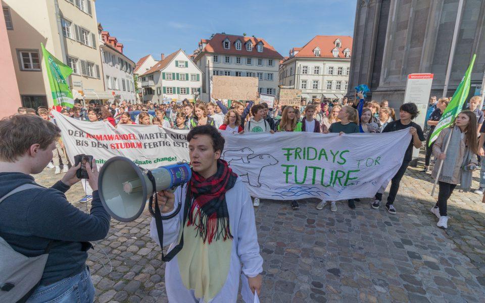 Demonstration vom 20.09.2019