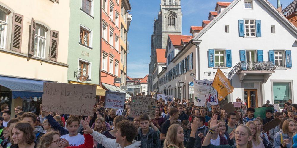 Fr. 20. September 2019 / Globaler Klimastreik / #allefuersklima